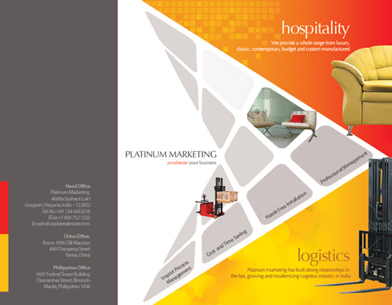 new brochure designs - Khafre